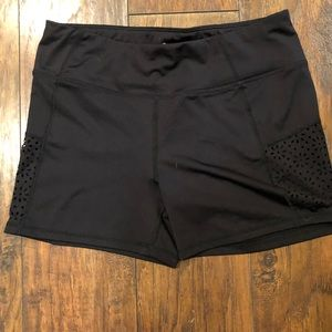 Betsy Johnson Workout Shorts